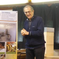 Le mot du Maire de Rothau et vice Président de la communauté de commune Marc Scheer